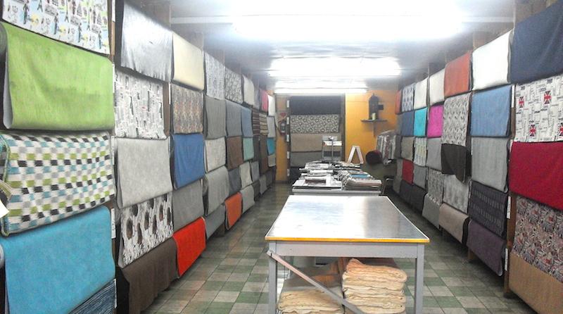 Portales telas y materiales - Materiales para tapizar ...