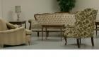 img salas tapicería telas materiales diseños victorianos