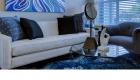 img salas tapicería telas materiales diseños en color blanco y negro