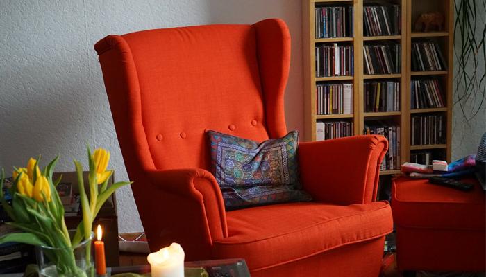 Telas lisas para muebles de venta CDMX, cortinas y sillones.